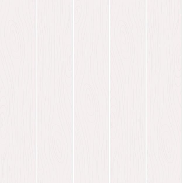 Retro biały drewniany tło Premium Wektorów