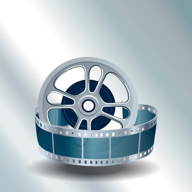 Rolki Filmowe Premium Wektorów