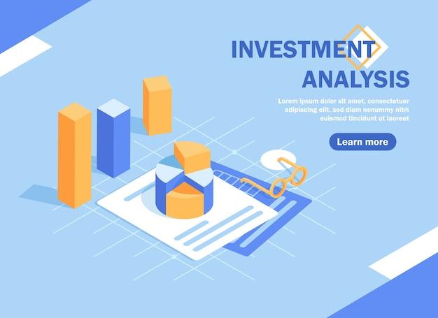 Rozwiązania Handlowe Dla Inwestycji, Koncepcja Analizy. Analiza Sprzedaży, Statystyki Wzrostu Danych Premium Wektorów