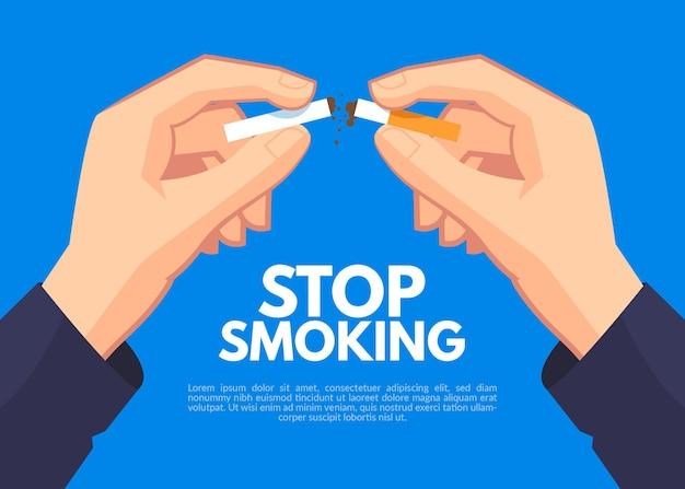 Rzucić Palenie Ilustracji Darmowych Wektorów
