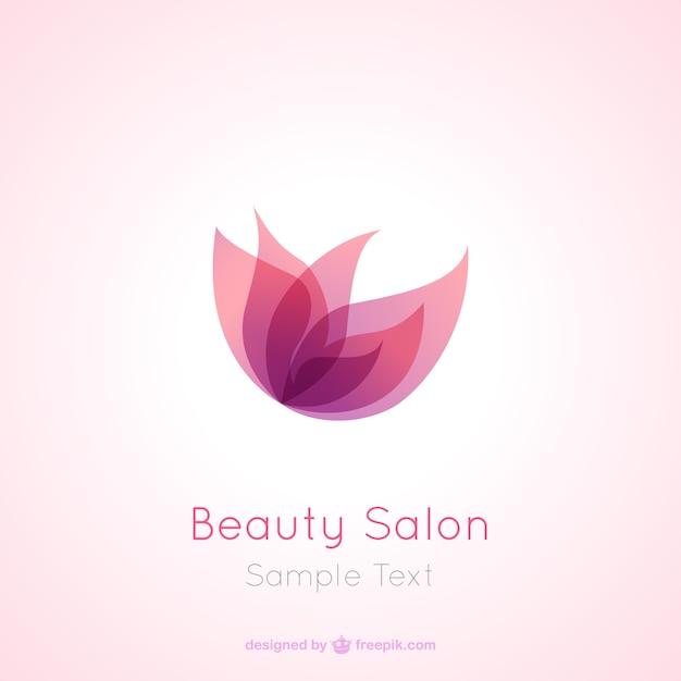 Salon piękności logo Darmowych Wektorów