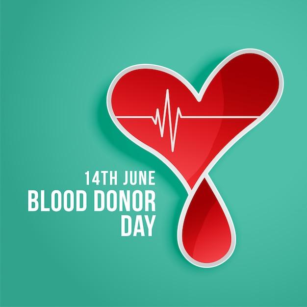 Serce i krew Darmowych Wektorów