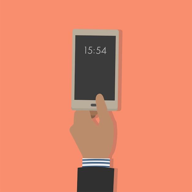 Smartphone Darmowych Wektorów