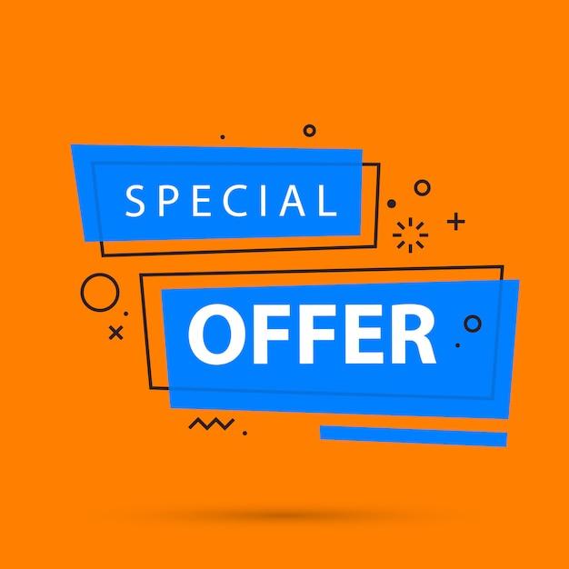 Specjalna Oferta Szablon Transparent W Kolorowe Memphis Stylu Premium Wektorów