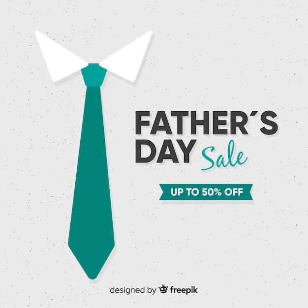 Sprzedaż Na Dzień Ojca Darmowych Wektorów