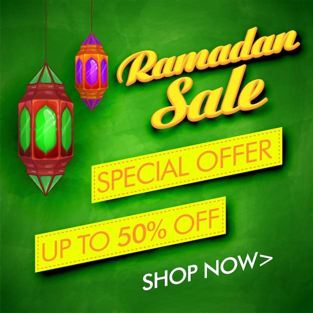 Sprzedaż ramadanu z ofertą specjalną rabatową. creative zielone t? oz wisz? cych lampy dekoracji dla muzułmańskich wspólnoty festiwalu uroczystości. Darmowych Wektorów