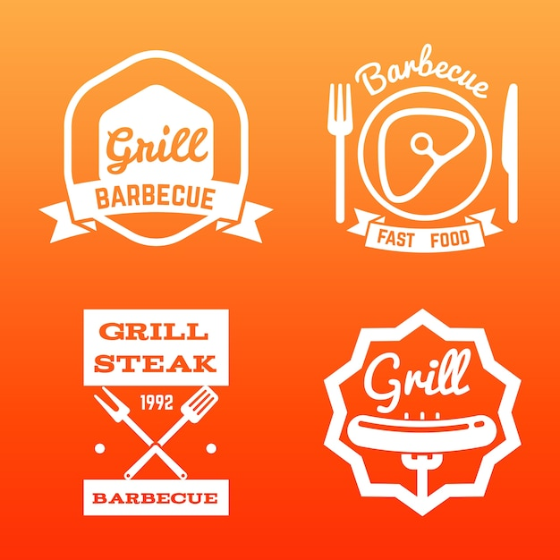 Steakhouse Premium Wektorów