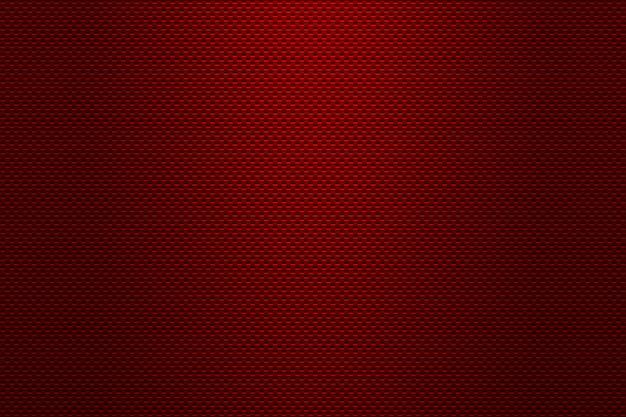 Streszczenie Czerwonym Tle Premium Wektorów