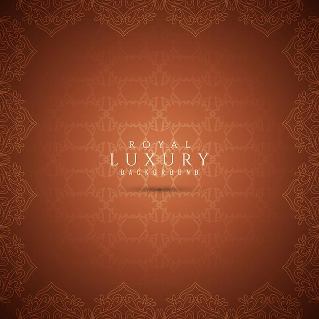 Streszczenie luksusowe tło dekoracyjne Darmowych Wektorów