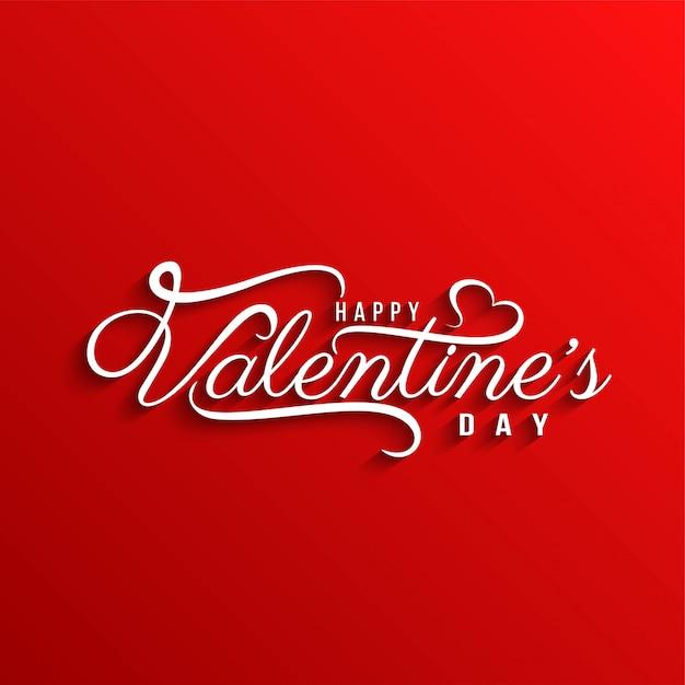 Stylowy Elegancki Tło Szczęśliwy Walentynki Darmowych Wektorów