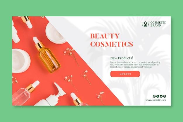 Szablon Transparent Kosmetyczny Darmowych Wektorów