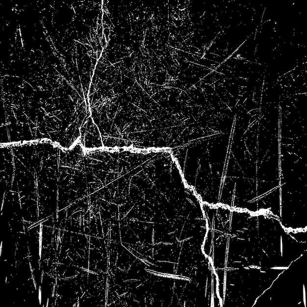 Szczegółowy Porysowany Grunge Tekstury Tło Darmowych Wektorów