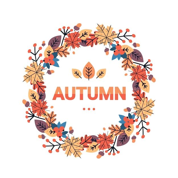 Szczęśliwy dzień dziękczynienia jesień tradycyjne żniwa wakacje kartkę z życzeniami Premium Wektorów