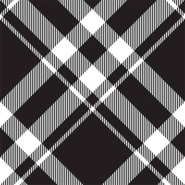 Szkocka Krata Szkocka Bez Szwu Wzór. Tkanina Retro. Kolor Kwadratu W Stylu Vintage. Premium Wektorów
