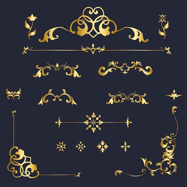 Sztuka rozkwitać ornament rama wektor Darmowych Wektorów