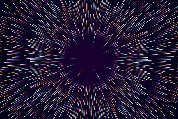 Tapeta świateł Prędkości Darmowych Wektorów