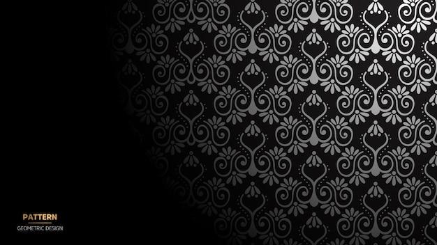 Tapeta z wzorem mandali. tło do jogi, plakat medytacyjny Darmowych Wektorów