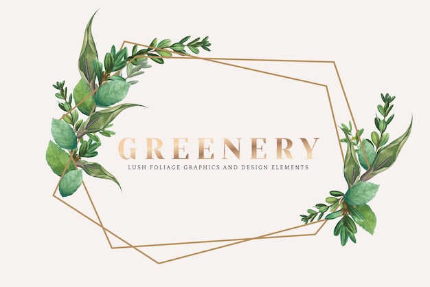 Tapeta zieleni Darmowych Wektorów