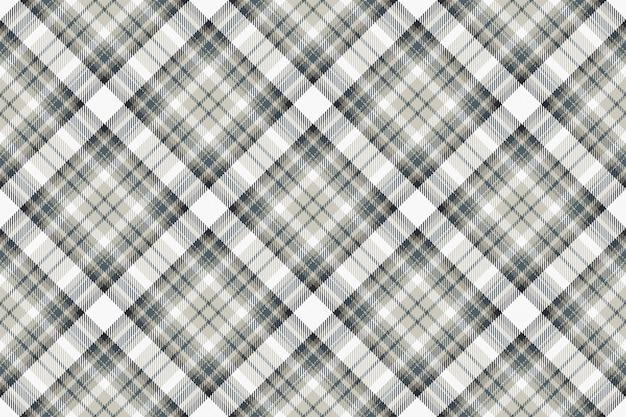 Tartan Szkocja Szkocka Krata Wzoru Bezszwowy Wektor. Tkanina Retro Premium Wektorów