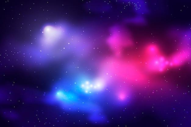Tło Cząstek Galaktyki Darmowych Wektorów