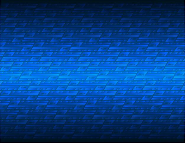 Tło Ekranu Niebieskiego Kina Led Premium Wektorów