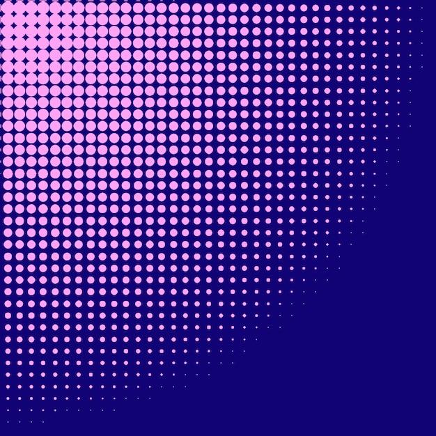 Tło fioletowe półtonów Darmowych Wektorów