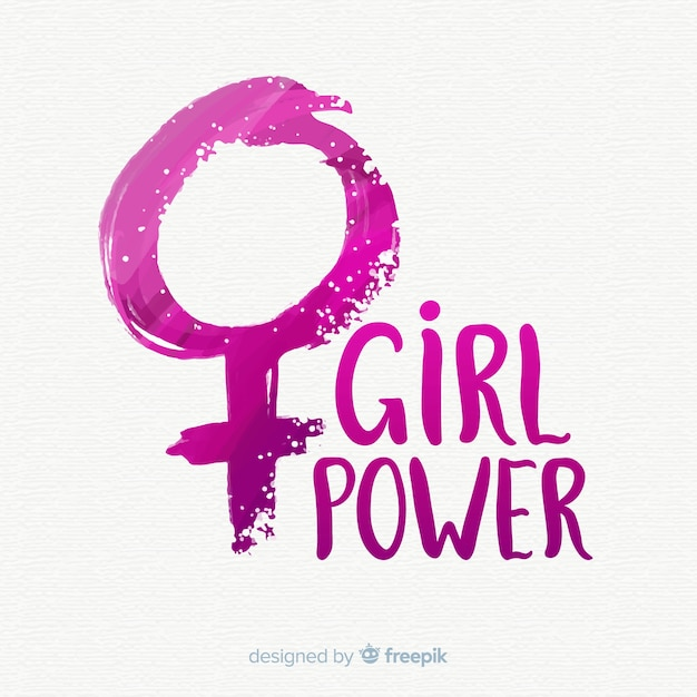 Tło koncepcji feminizmu Darmowych Wektorów