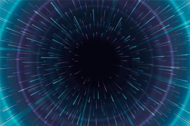 Tło światła Prędkości Darmowych Wektorów