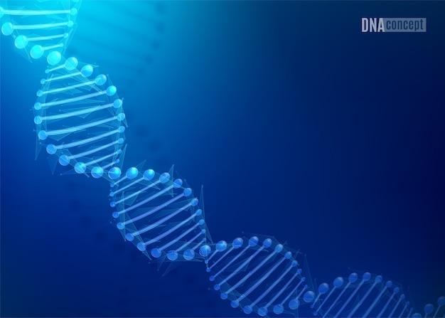 Tło Technologii Nauki Dna Darmowych Wektorów