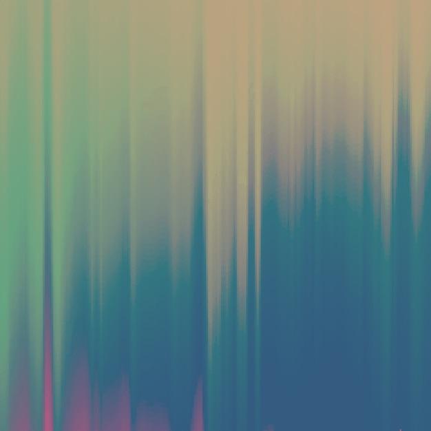 Tło Usterki Wektorowej. Zniekształcenie Danych Obrazu Cyfrowego. Kolorowe Abstrakcyjne Tło. Estetyka Chaosu Błędu Sygnału. Rozpad Cyfrowy. Darmowych Wektorów