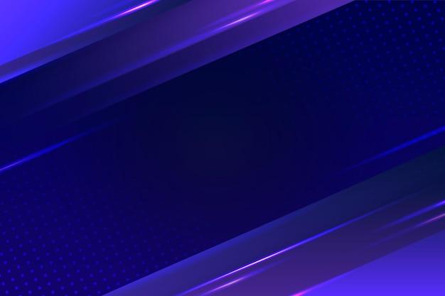 Tło Z Streszczenie Neony Darmowych Wektorów