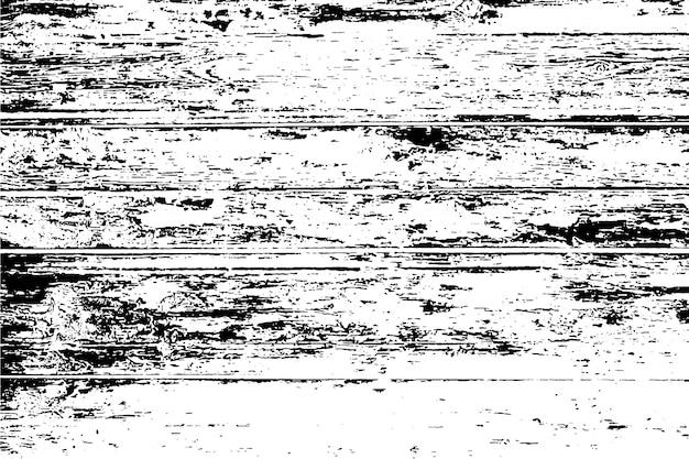 Trudnej Sytuacji Nakładki Tekstury Chropowatej Powierzchni, Drewniane ściany. Tło Grunge. Premium Wektorów