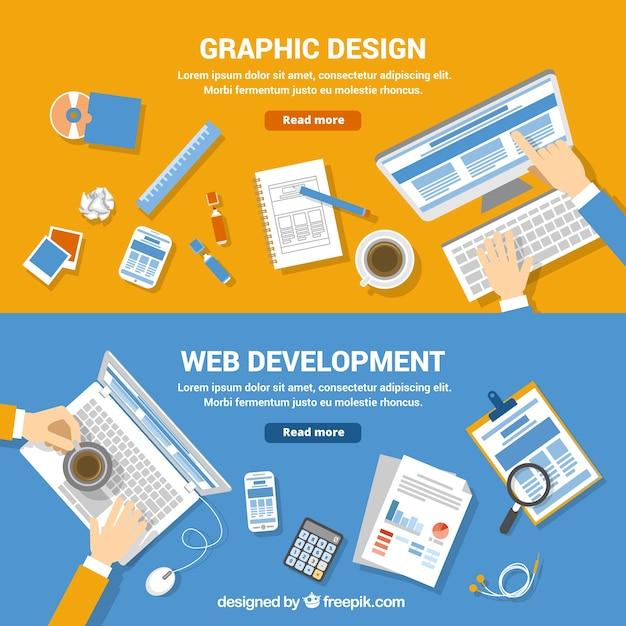 Tworzenie Stron Internetowych I Projektowanie Graficzne Banery