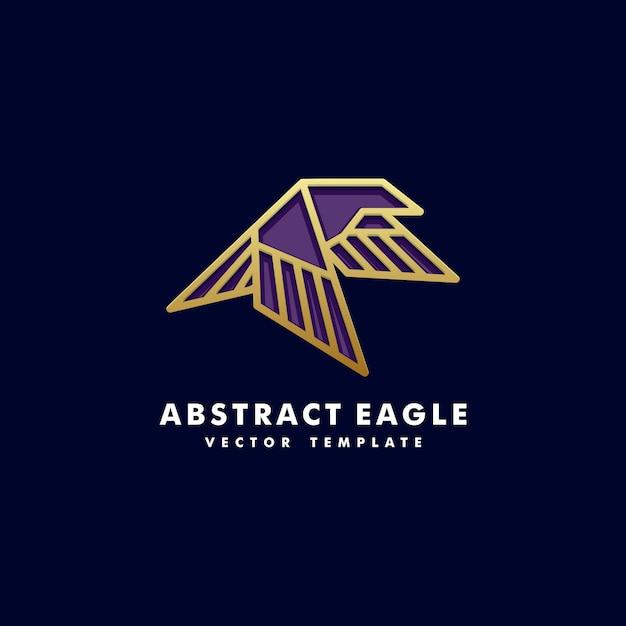 Wektor Lineart Eagle Premium Wektorów