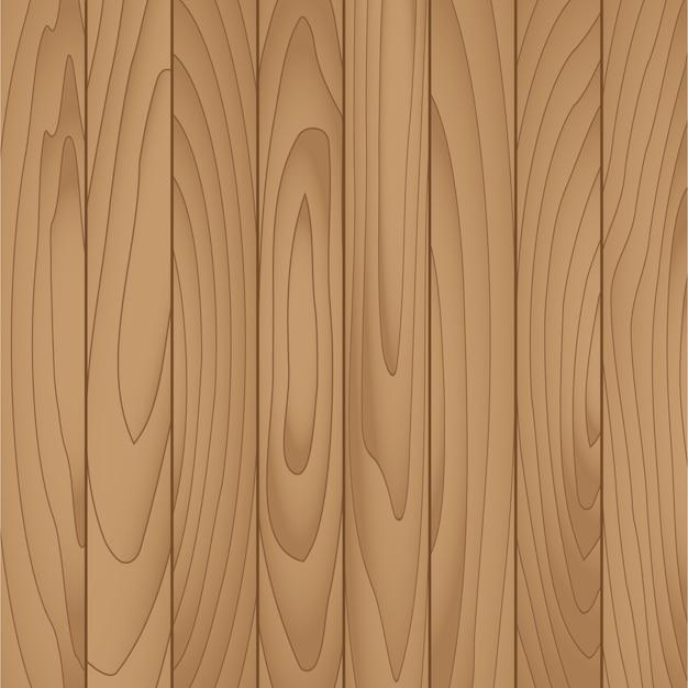 Wektorowa drewniana deska dla tła Premium Wektorów