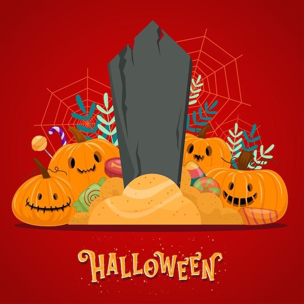 Wesołego Halloween Darmowych Wektorów