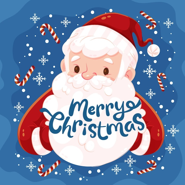 Wesołych świąt - Napis Darmowych Wektorów