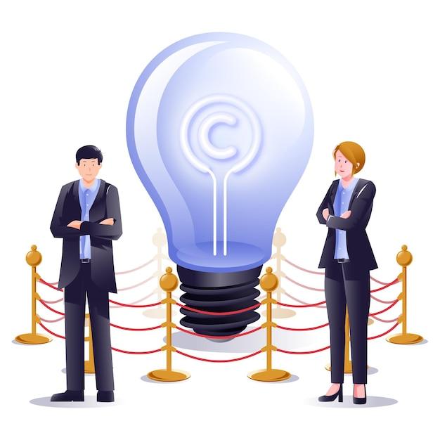 Własność Intelektualna Praw Autorskich Darmowych Wektorów