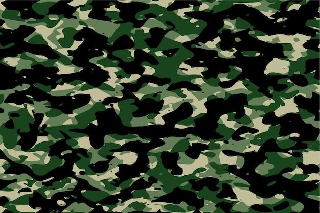 Wojskowy Kamuflaż Armii Tekstura Tło Darmowych Wektorów