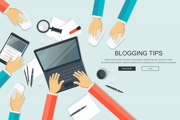 Blogi o pracy
