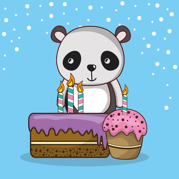 Wszystkiego Najlepszego Z Okazji Urodzin Premium Wektorów