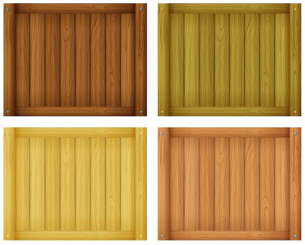 Wzory Płytek Drewnianych Darmowych Wektorów