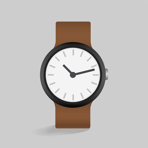 Zegarek Darmowych Wektorów