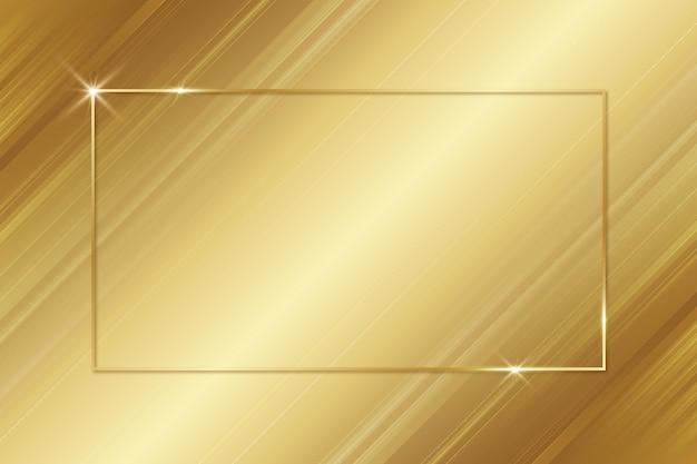 Złote Tło Luksusowe Premium Wektorów