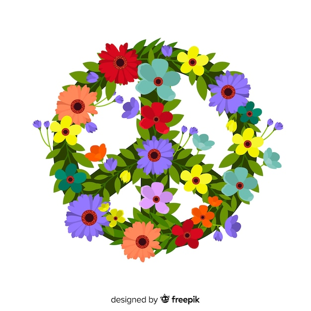 Znak Pokoju Darmowych Wektorów