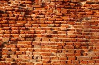 ściany z cegły, kamienia Darmowe Zdjęcia