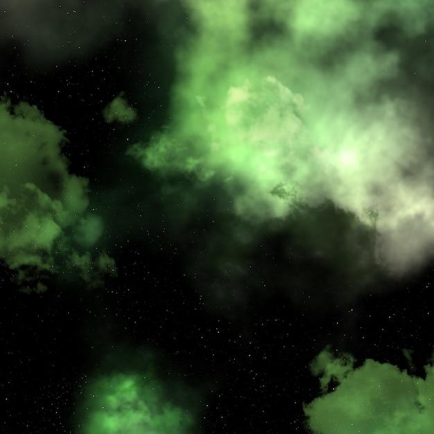 3d przestrzeni powietrznej nieba tło Darmowe Zdjęcia