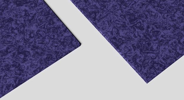 3d Rendering Makieta Fioletowy Abstrakcyjny Wzór Tekstury Premium Zdjęcia