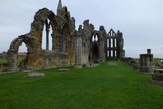 Abbey ruins ruiny opactwa Darmowe Zdjęcia