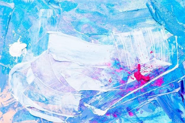 Abstrakcjonistyczna Akrylowa Tekstura Darmowe Zdjęcia